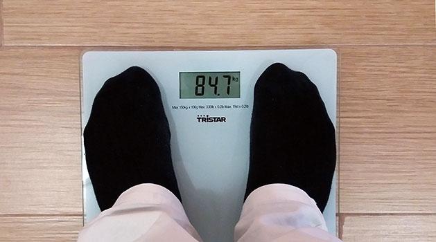 أدق طريقة لحساب الوزن المثالي للجسم