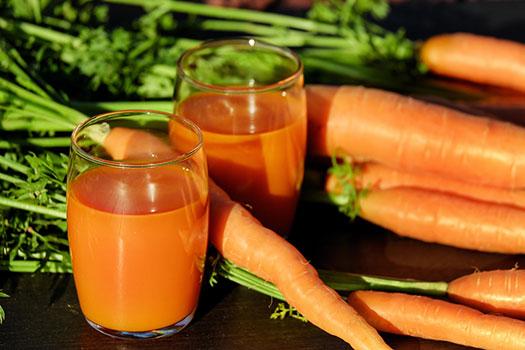 استعمالات وفوائد الجزر الطبية Carrots