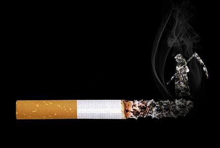 التدخين الايجابي والسلبي | الاقلاع عن التدخين مدى الحياة