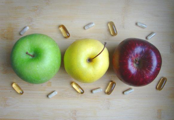 الفيتامينات والمعادن Vitamins and Minerals