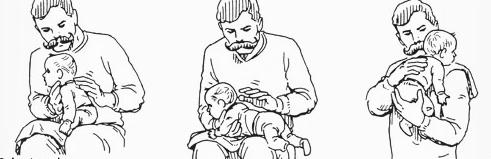 كيفية تخفيف الحازوقة عند الأطفال