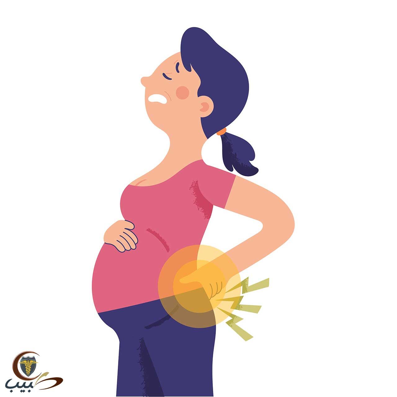 مشاكل ومتاعب الحمل | عناية الطبيب بالحامل