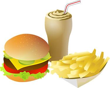 الوجبات السريعة | ما لها وما عليها Fast Food