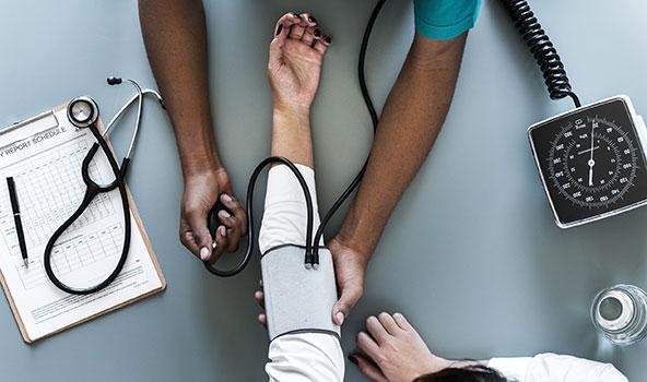 ارتفاع ضغط الدم يصيب النساء أيضاً