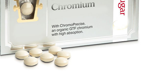 الكروم وتأثيره على وظيفة الإنسولين واستقلاب السكر