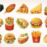 حثالة الطعام Junk Food