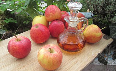 خل التفاح لحرق الدهون Apple cider vinegar