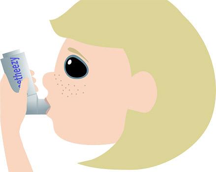 الحمل مع الربو Asthma