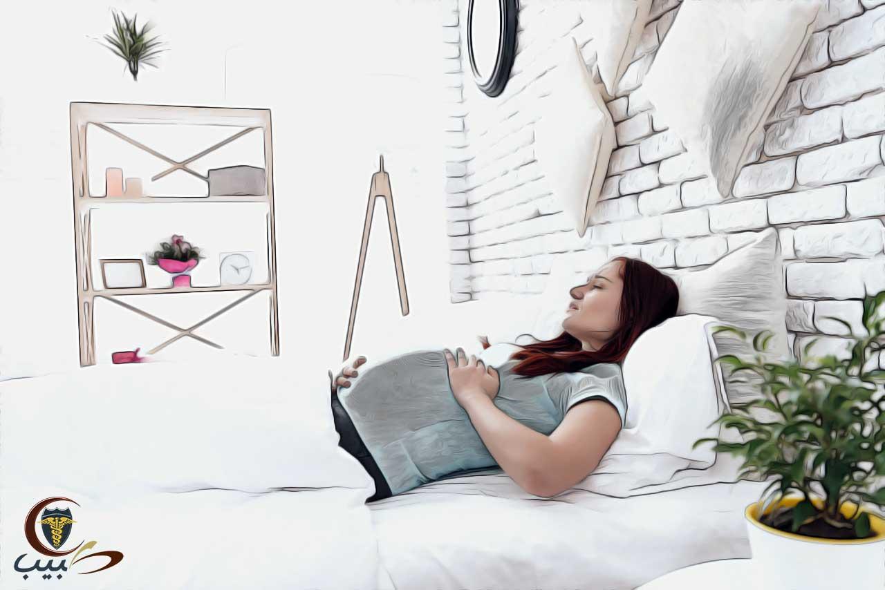الغازات في الحمل وتطبل البطن Gas and bloating