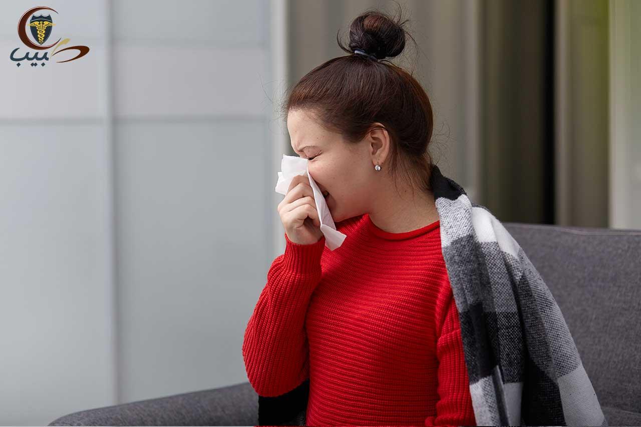 انسداد الأنف في الحمل، إنسداد أنف الحامل stuffy nose