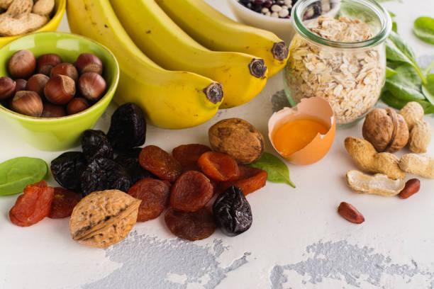 غذاء الحامل من الفيتامينات والمعادن