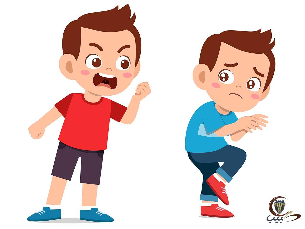أمثلة المشاكل السلوكية الخطيرة في المدرسة