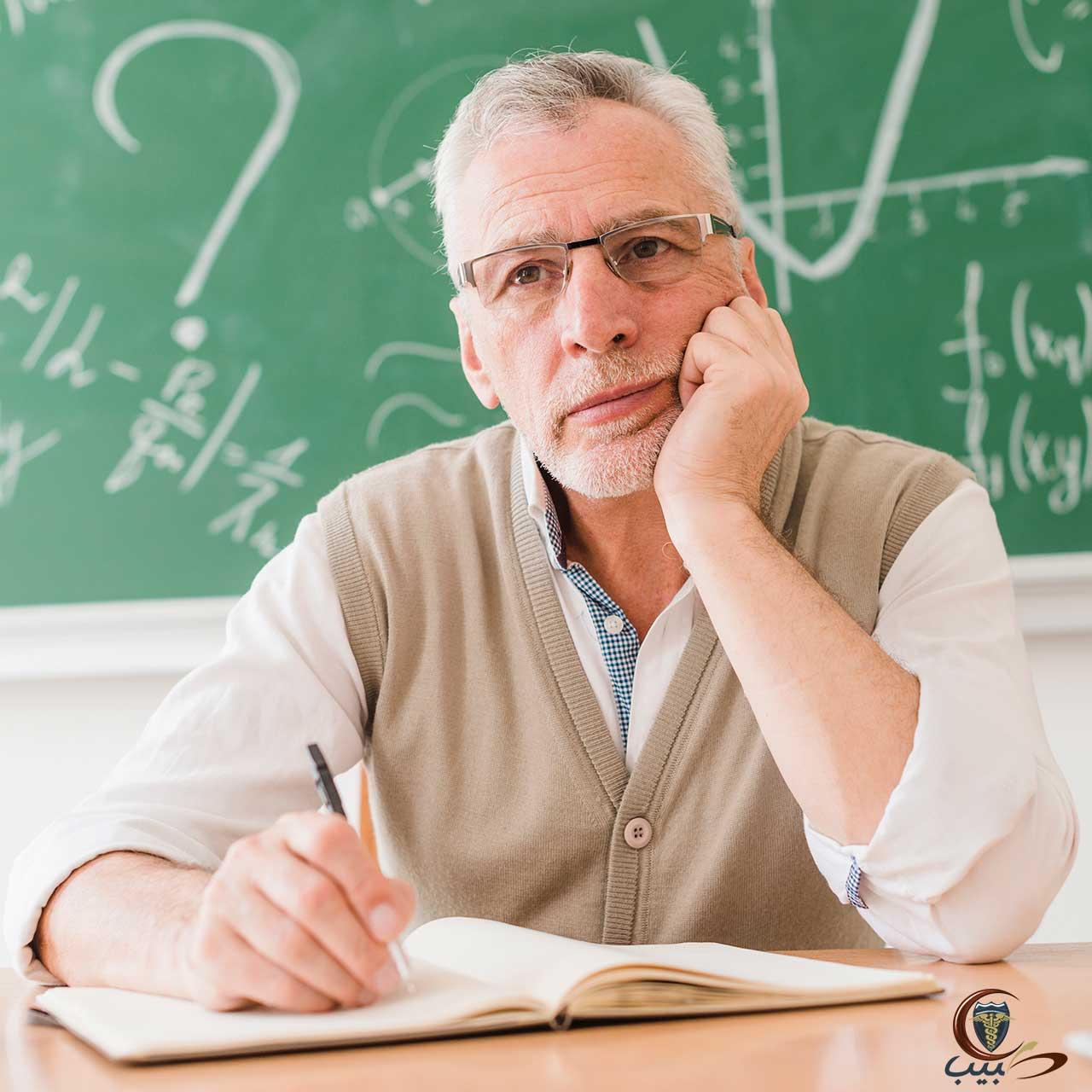السيطرة على التوتر عند تحسين سلوك التلاميذ في المدرسة