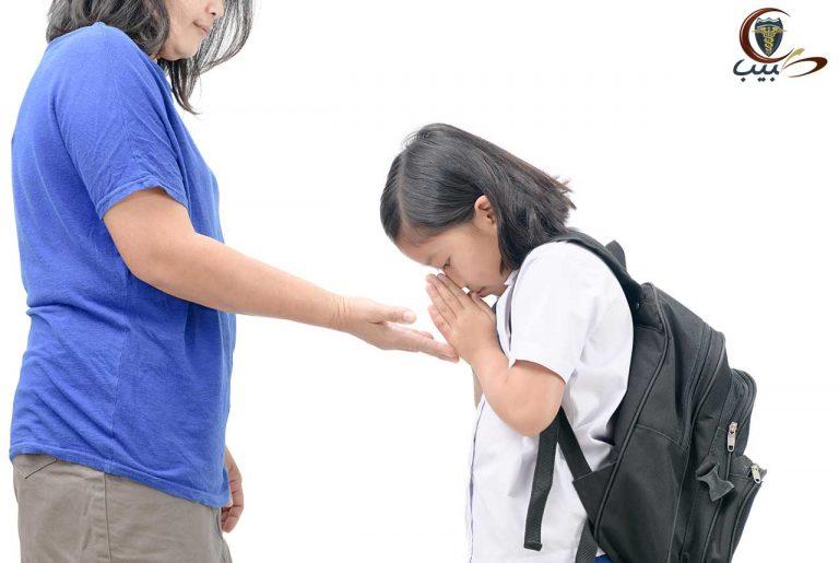 اللقاء الأول مع الصف ضبط سلوك التلاميذ في المدرسة