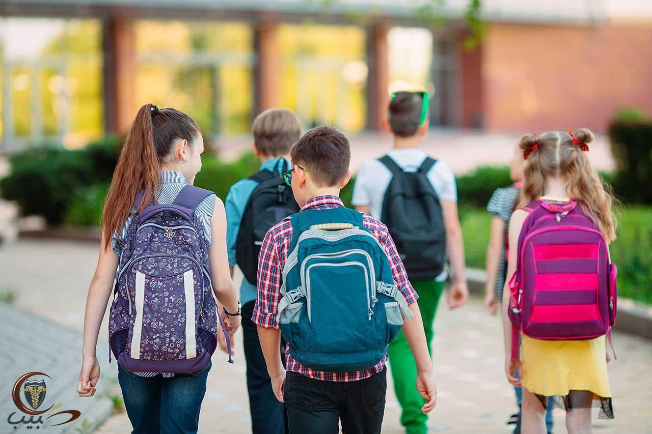 بيئة المدرسة وسلوك التلاميذ
