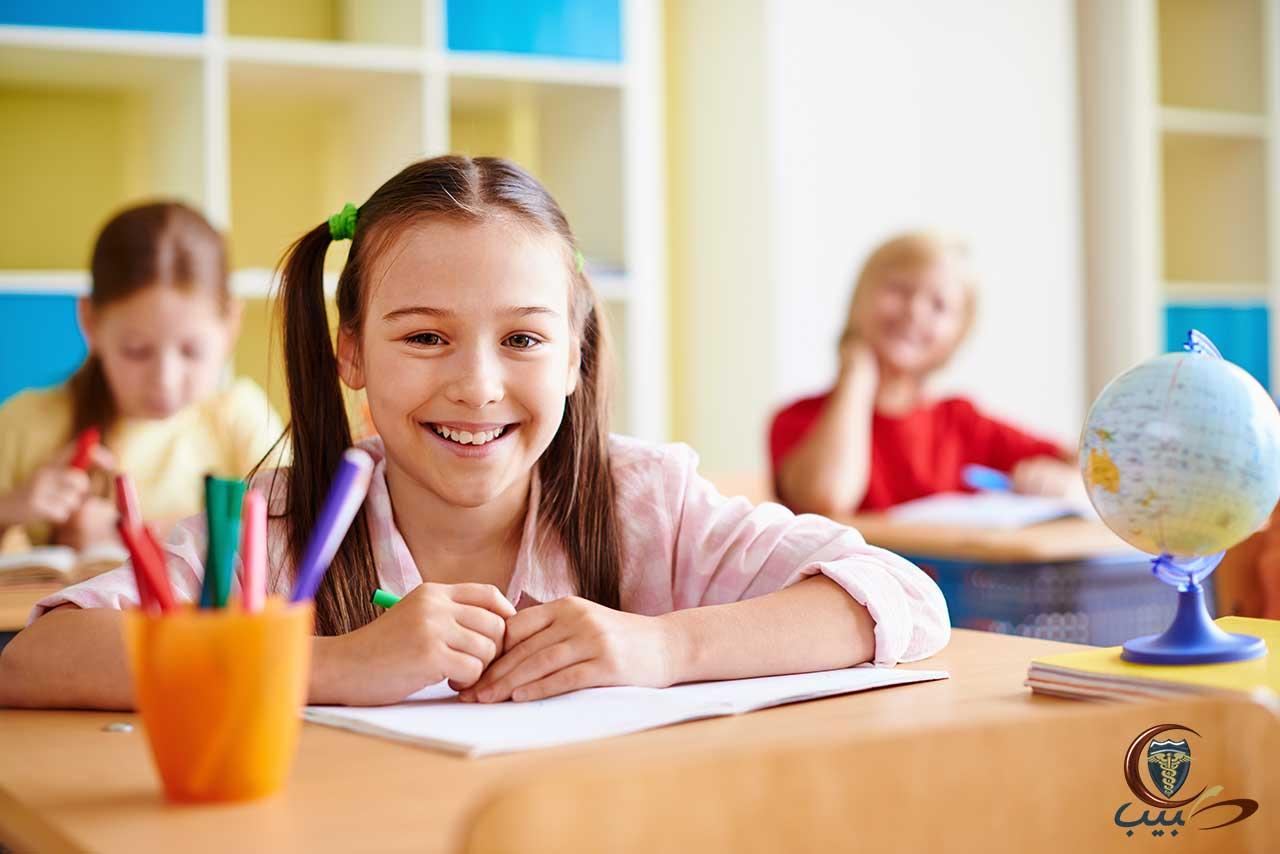 بيئة غرفة الصف وسلوك التلاميذ