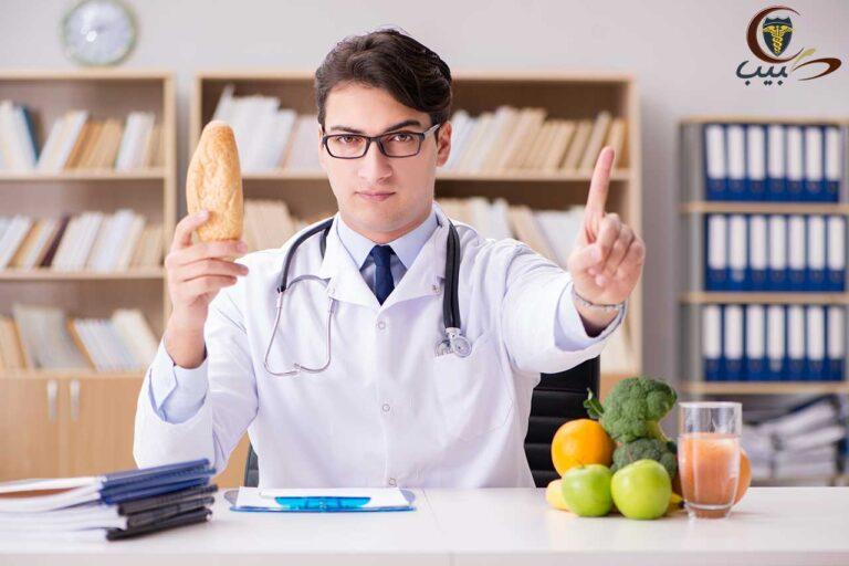 المرض الجوفي أو اعتلال الجوف: حساسية للقمح والجلوتين