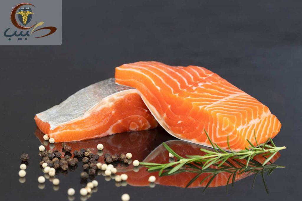 السلمون Salmon