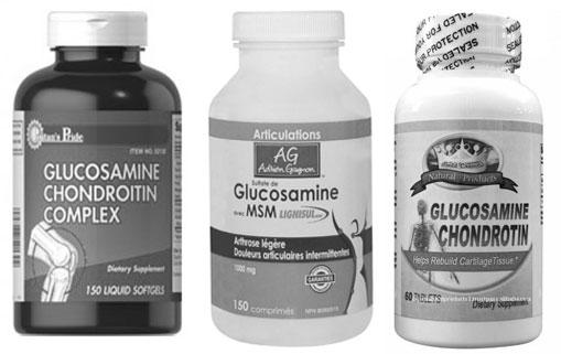 الجلوكوزامين لعلاج التهاب المفاصل والروماتويد