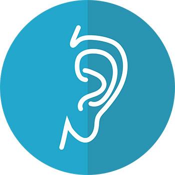 مشاكل الأذن | احمرار، تجاعيد، إفرازات شمع، سيلان ماء، حكة، طنين، سماع أصوات، فقدان سمع | الأسباب والدلائل