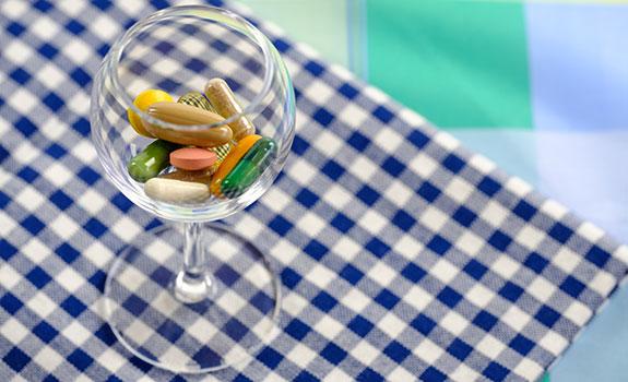 الفيتامينات والمعادن: الكميات الموصى بها، الجرعة اليومية الامنة
