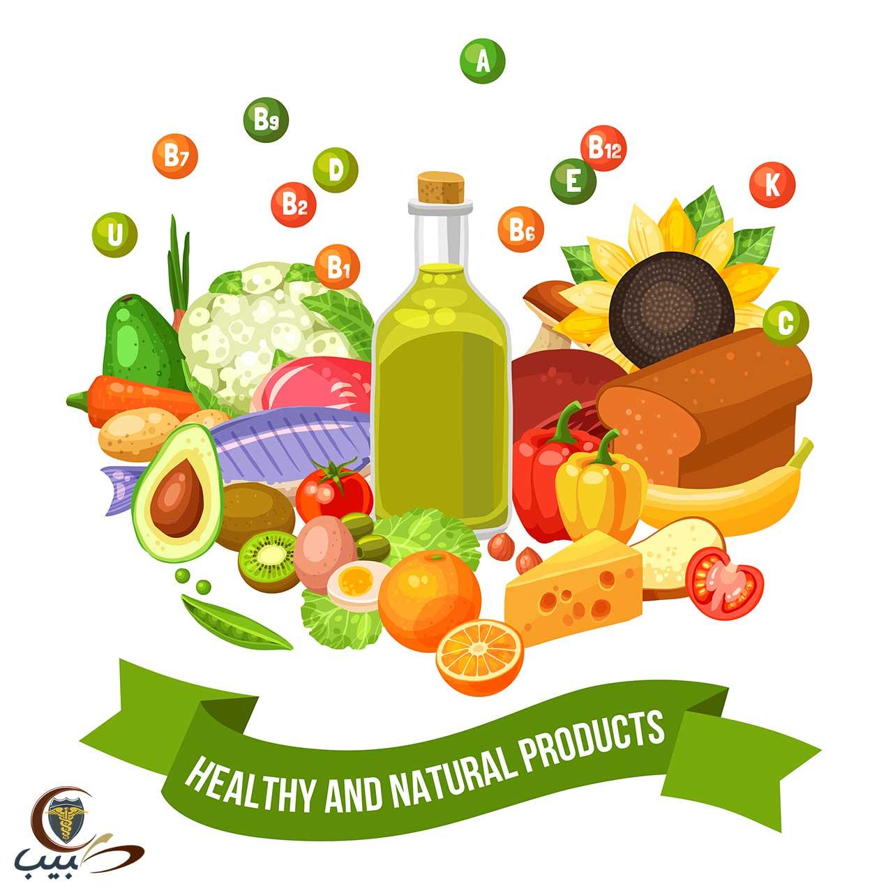 نصائح للحصول على أكبر كمية من الفيتامينات في الطعام