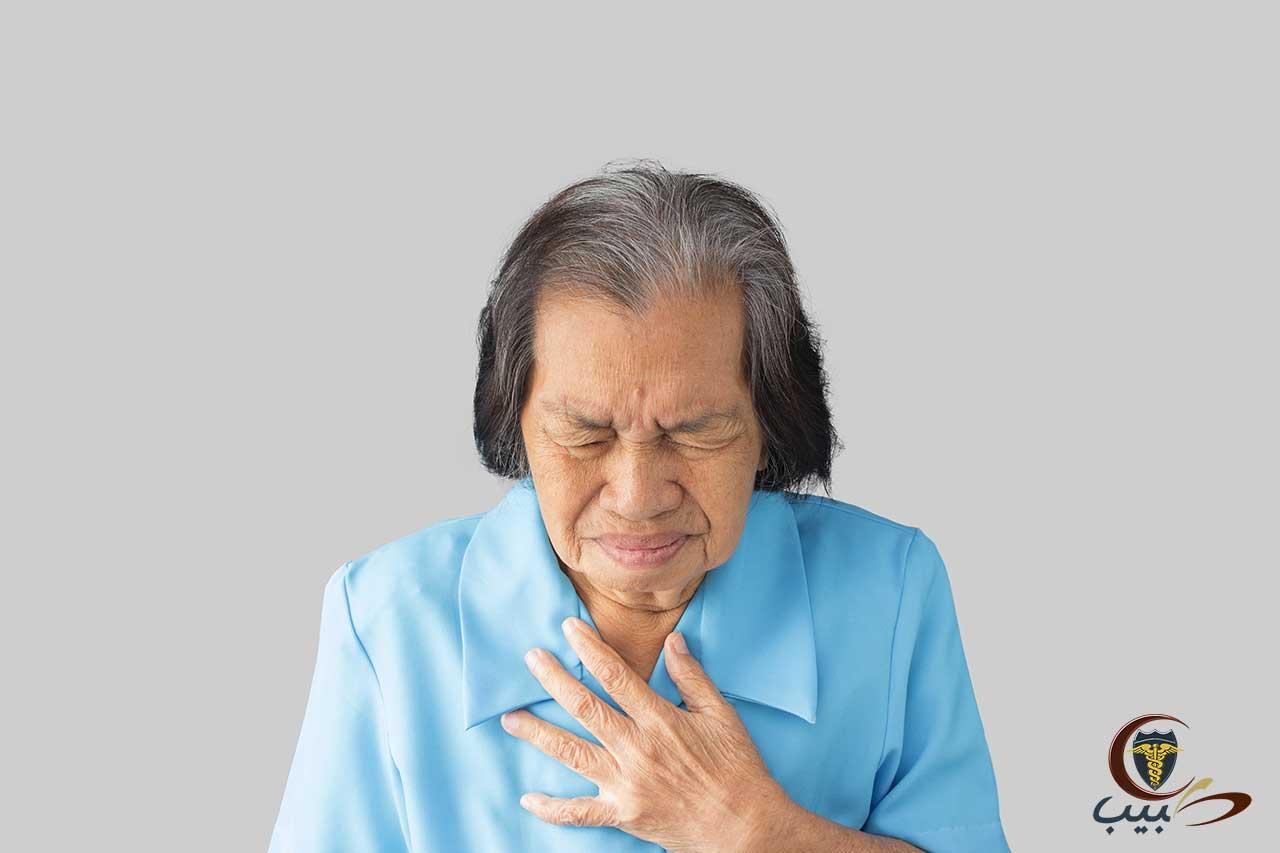 حرقة الفؤاد حرقة في المعدة Heartburn