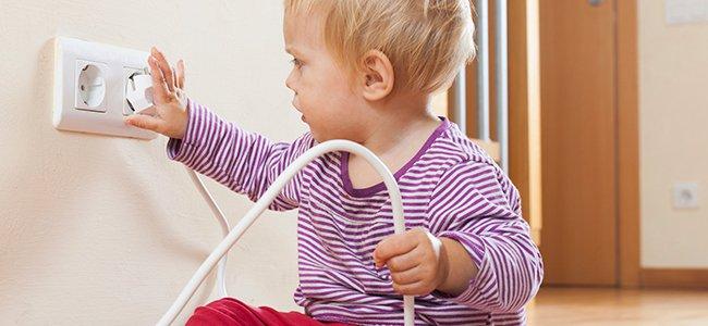 المحافظة على سلامة وأمان الطفل الرضيع