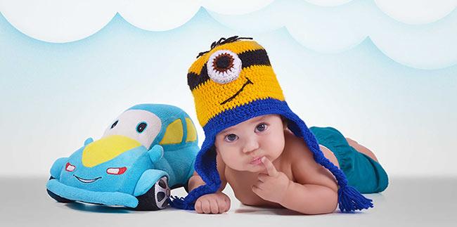 ألعاب وأدوات تسلية الطفل الرضيع