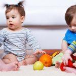 تطور النمو الاجتماعي للطفل الرضيع