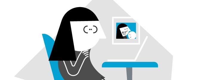 الأم العاملة والطفل الرضيع – الخيارات