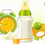 برنامج الرضاعة من الحليب الصناعي في الشهور الستة الأولى