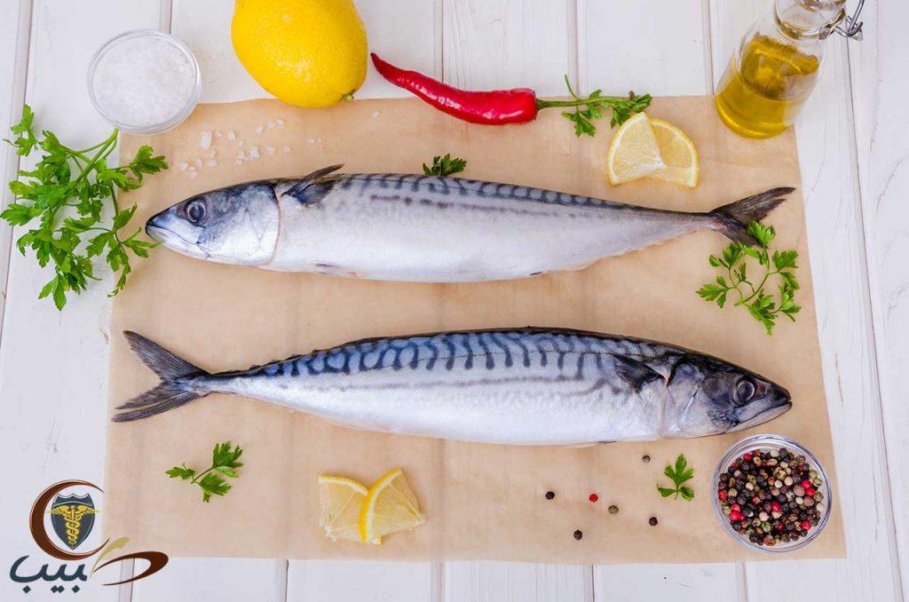 فوائد السمك في تأخير الشيخوخة وصحة المخ