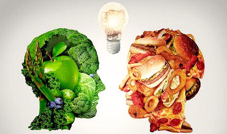الأشخاص النباتيون أم آكلي اللحوم   نباتي أو حيواني