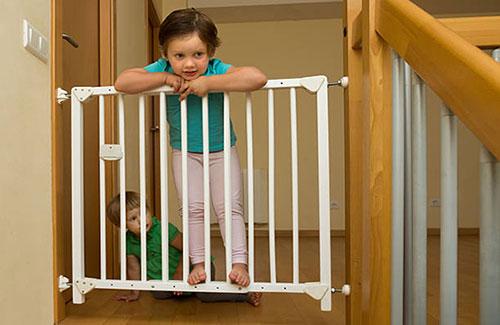 المحافظة على أمان وسلامة الطفل