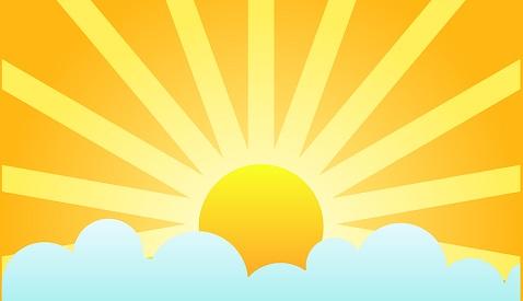 العلاج بأشعة الشمس