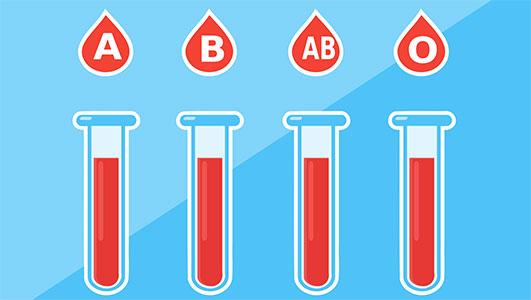 ماذا ستكون فئة دم الطفل