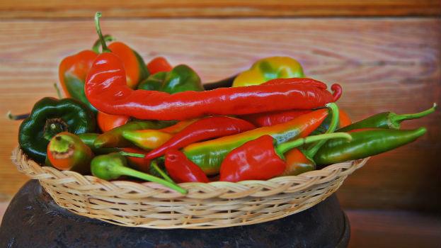 فوائد الفلفل الأخضر | الفلفل الأحمر