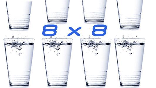 خرافة | عليك شرب 8 أكواب من الماء يومياً