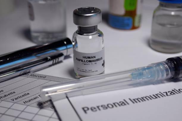 الحمل مع فيروس الورم الحليمي البشري HPV