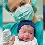 تحديد مكان الولادة