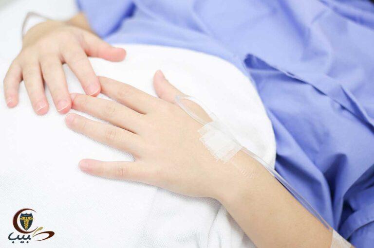 تدلي الحبل السري أثناء المخاض Umbilical cord prolapse