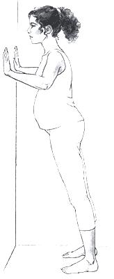 تمرين الاطالة لتخفيف تشنجات الساق