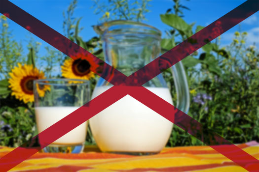 نصائح للحامل التي تتبع نظام غذائي خالي من الحليب أو اللبن