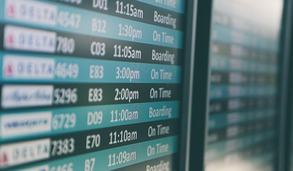 علاج التعب بسبب السفر حول العالم