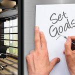 التحكم في الوقت من خلال الأهداف والغايات