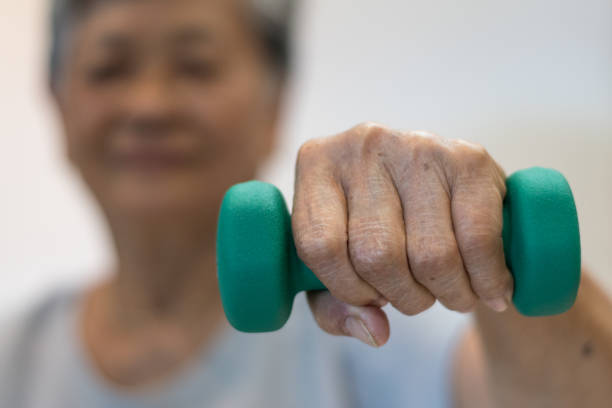 الرياضة، الطعام، الطب البديل لمرضى باركسنون
