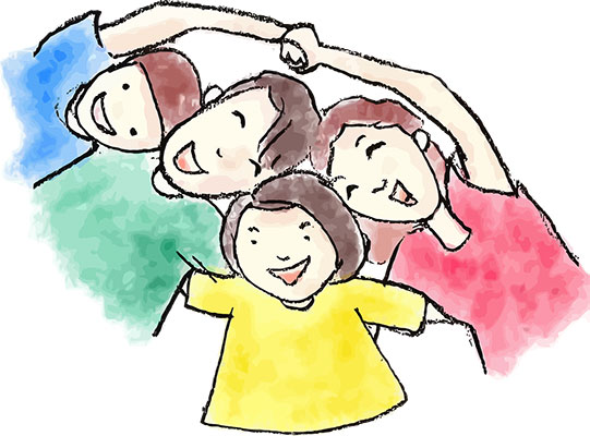 صفات الأسرة المترابطة