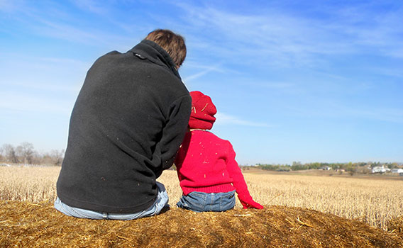 إرشادات للزوج عن الأطفال