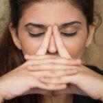 علاج احتقان الأنف للحامل